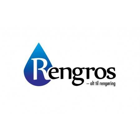 Rengros Imprægnerede Mopklude, 50 stk